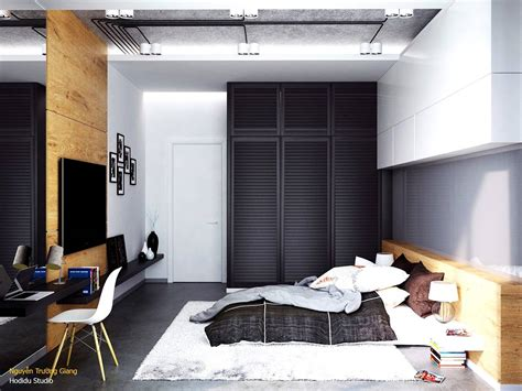 Black Bedroom Wardrobe by Bedroom Accent Wall Ideas To Fill The Entire Room In Style
