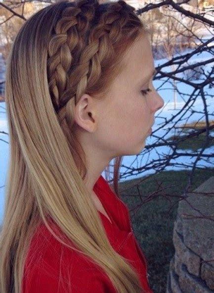 cool hairstyles  teenage girls