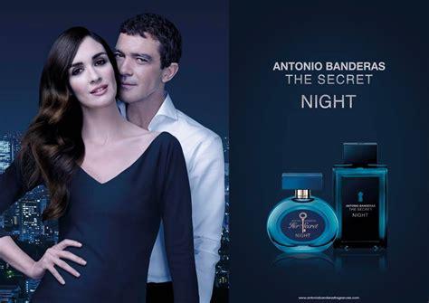 antonio banderas the secret her secret night antonio banderas perfume a new