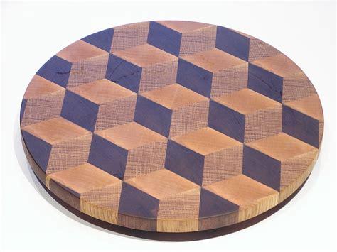 tumbling block cutting board  doct  lumberjockscom
