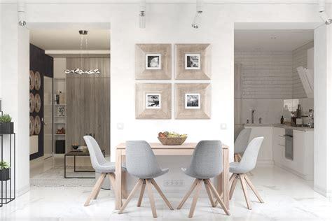 Дизайн квартирыстудии для молодой семьи