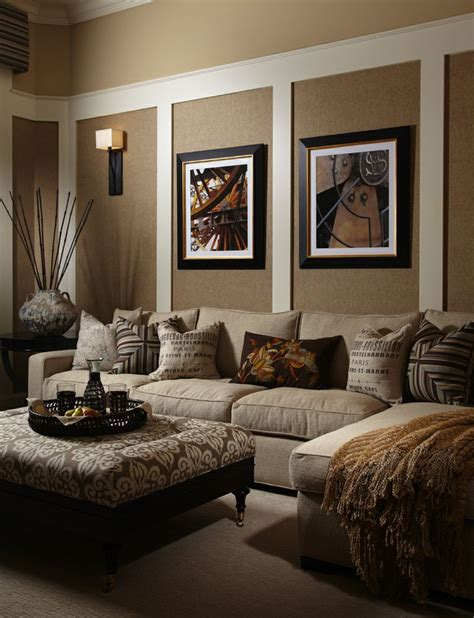 faux fur area 33 beige living room ideas decoholic