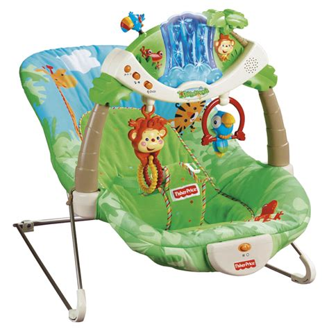 Fisherprice Bouncy Seat  Nantucket Baby