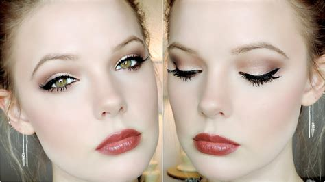 champagne eyes tutorial  faced chocolate bar palette youtube