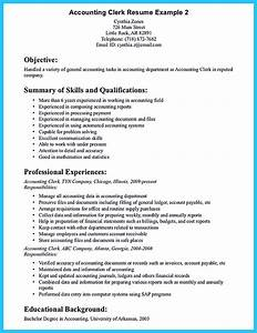 Best Objective Statement For Resume Sample For Writing An Accounting Resume