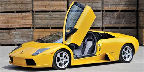 The Famous Murcielago Record Car Sold At Auction The