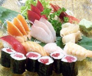 jeu de cuisine sushi puzzle de cuisine japonaise sushi casse tête à imprimer