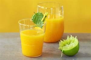 Smoothie Rezepte Zum Abnehmen : ingwer mango smoothie rezept fit for fun ~ Frokenaadalensverden.com Haus und Dekorationen