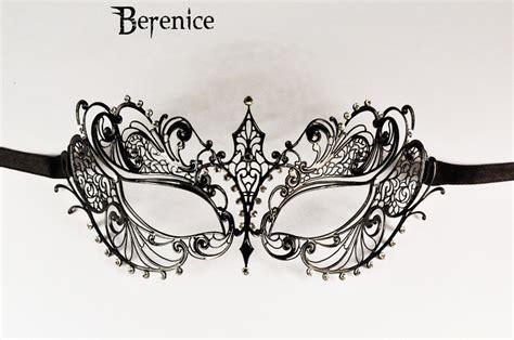 la cuisine de reference masque loup vénitien élégant gothique berenice en