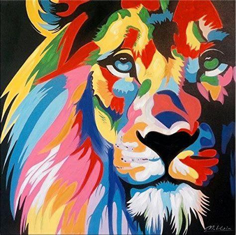 acrylbilder zum nachmalen colourful pop l 246 we modernes acrylbild martin klein trend deko kunst ambiente