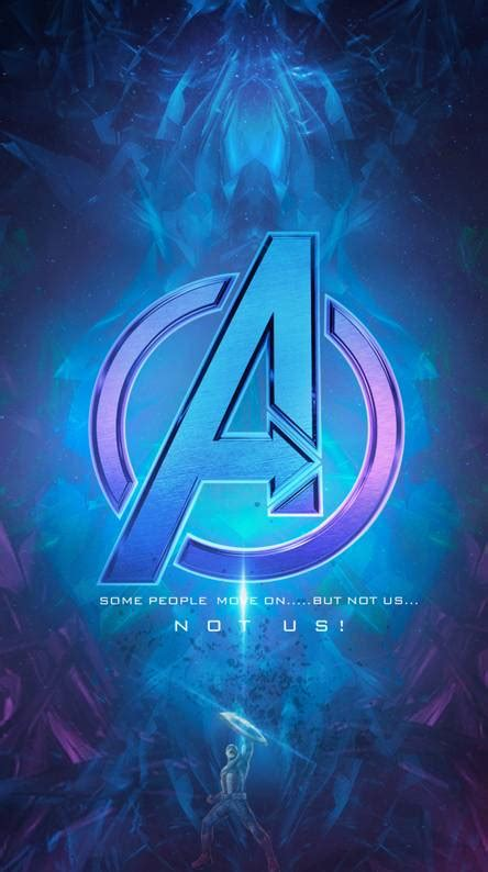 avenger logo wallpapers   zedge