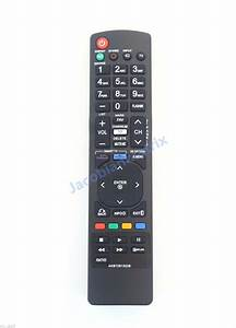 Lg 3d Smart Tv Remote Akb72915238 Sub Akb72914271 42le4900 32le4900 37le4900