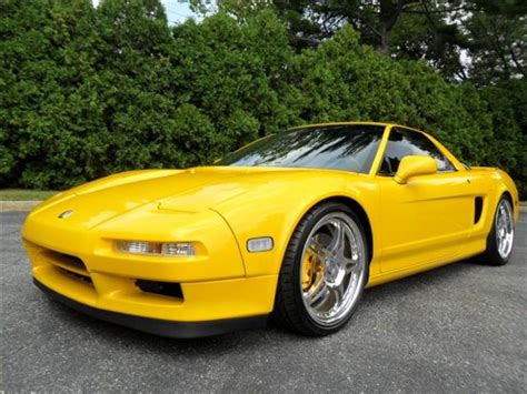 2001 Acura Nsx For Sale by Document Moved
