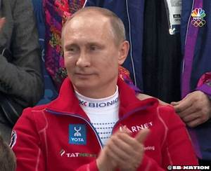 Winter Olympics Applause GIF by SB Nation - Find & Share ...