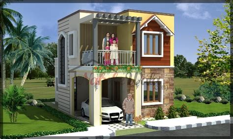 Small House Elevations Front Designs  Building Plans