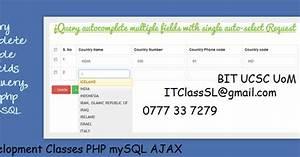 Ajax Code Php