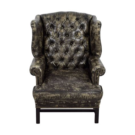 distressed leather armchair 33 restoration hardware restoration hardware 3380