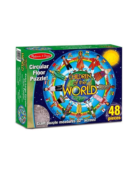 And Doug Floor Puzzles Australia by Doug Children Of The World Floor Puzzle 48