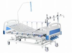Four Manual Crank Orthopedics Traction Bed