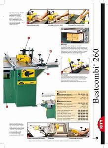 Machine A Bois Kity : kity bestcombi 2000 260 ~ Dailycaller-alerts.com Idées de Décoration
