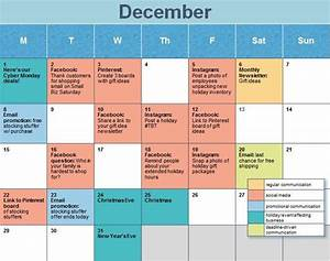 how to create a holiday social media calendar business With facebook posting schedule template