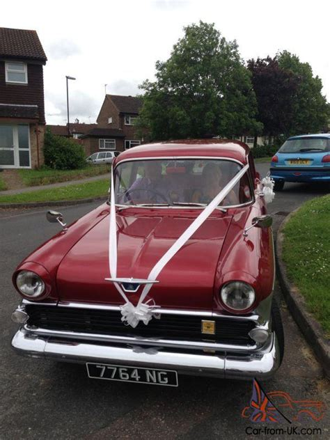 vauxhall usa vauxhall victor deluxe f series 2 1960