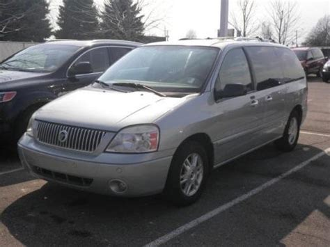 car owners manuals for sale 2005 mercury monterey navigation system mercury monterey in michigan for sale used cars on buysellsearch