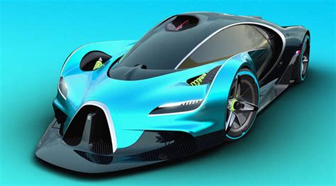 Future Cars Bugatti by 187 Concept Bugatti Next Future Technology