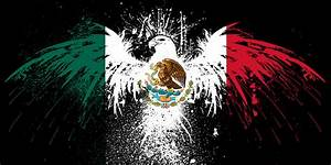 Mexico Flag Twitter Cover & Twitter Background   TwitrCovers