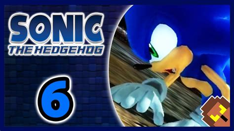 SONIC THE HEDGEHOG '06 - PART 06: MISSILES HATE SONIC ...