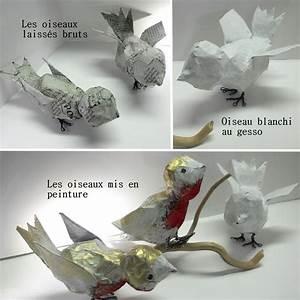 Comment Faire Un Oiseau En Papier : comment faire un oiseau en papier m ch tuto id es et conseils d coration ~ Melissatoandfro.com Idées de Décoration