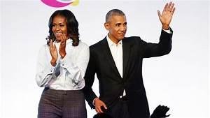 Barack, Michelle Obama Sign Multi-Year Netflix Production ...