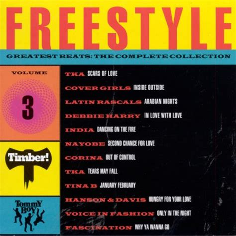 freestyle greatest beats complete collection vol