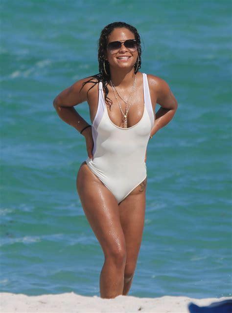 Christina Milian Sexy (36 Photos) | #TheFappening