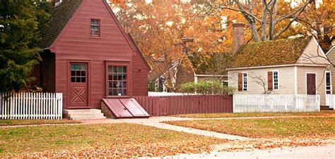 colonial houses history comes alive in colonial williamsburg