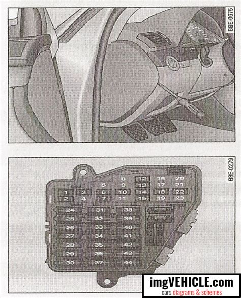 Audi Fuse Box Diagrams Schemes Imgvehicle