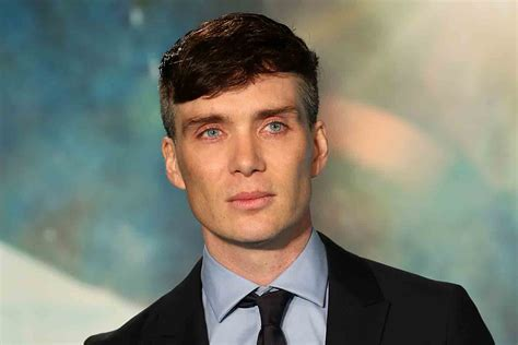 Cillian Murphy Tipped To Be The Next James Bond