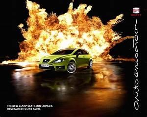 Maho Car  Seat Leon Cupra 2010