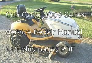 Cub Manual  U2013 Best Repair Manual Download