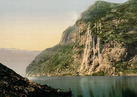Life Around Us Geirangerfjord Norway Amazing Places