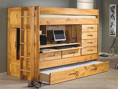 bunk bed with trundle desk and storage 34 best chase 39 s bedroom images on pinterest kid bedrooms