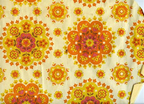 Artolar Blog A Good Piece Of 60's Or 70's Wallpaper Can