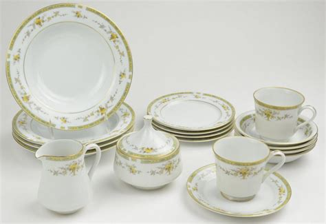 mikasa dinnerware sets romi china fine brands discontinued dinner