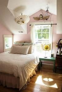 Bedroom Attractive And Functional Attic Bedroom Design