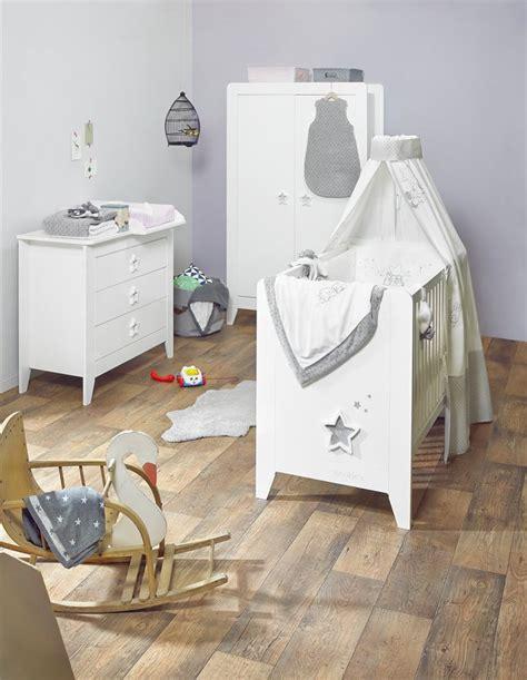 noukie 39 s chambre de bébé 3 pièces avec armoire 2 portes