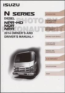 2000 Isuzu Npr Repair Manual