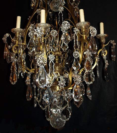 antique chandelier baccarat chandelier for sale at 1stdibs