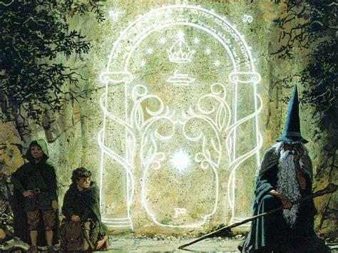 les portes de la moria gandalf vs moria gate quenya101