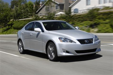 2008 Lexus Is 250 Review by 2008 Lexus Is250 Review