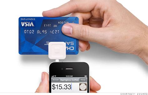 the cube credit card for smartphone square s credit card swiper hits wal mart oct 25 2011